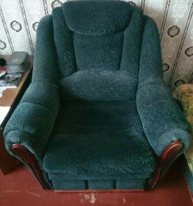 Кресло-коовать два