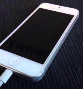 Продам или обмен айфон 5 16г
