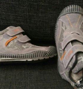 Ботинки, р-р 35 Новые