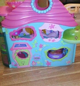 Little Pet Shop игрушка домик