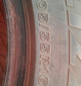 Резина 205/55/R16