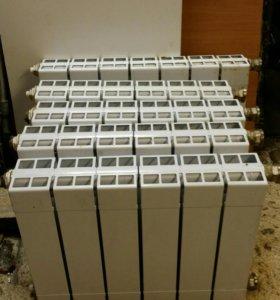 Батареи биметалические