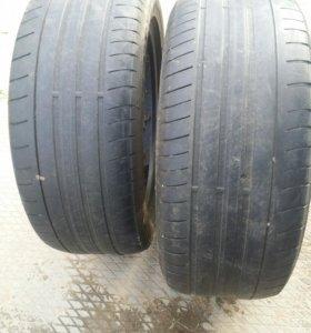 245/50/R18 Dunlop sport maxx gt runflat 2шт