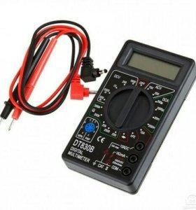 МультиметрDT-830B