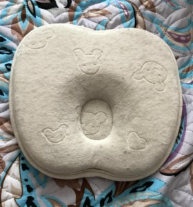 Ортопедическая подушечка для малышей