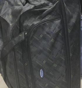 Сумка -чемодан