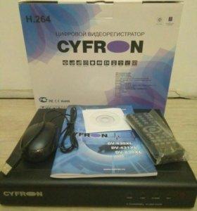 IP Видеорегистратор видеонаблюдения Cyfron DV-431