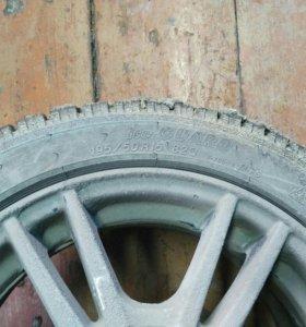 Шины диски yokohama ice guard 195 55 r15