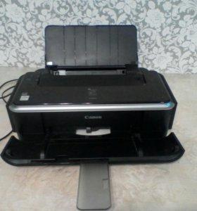 Принтер canon ip 2600 (без картриджей)