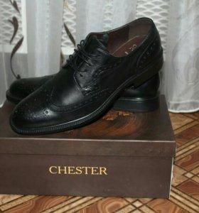 Туфли мужские CHESTER