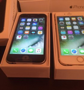 iPhone 6  16gb 13900₽  Новый