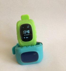 Детские смарт часы трекер