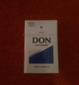 Дон Антонио!