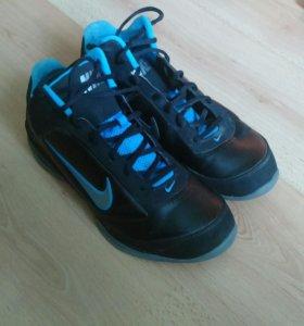 Кроссовки Nike (натуральная кожа)