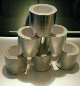 Алюминиевая(скотч) лента