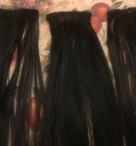 Термастойкие волосы на заколках