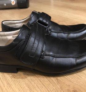 Туфли для мальчика на выпускной в садик