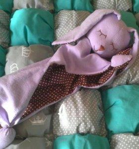 Одеяло бон бон, комфортер   (игрушка для сна)