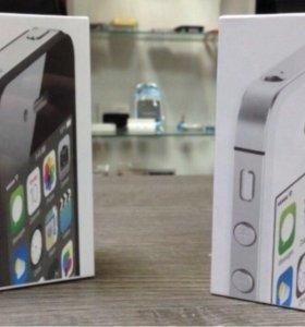 Новый iPhone 4S 16gb