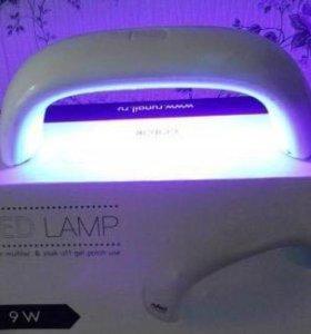 LED лампа новая