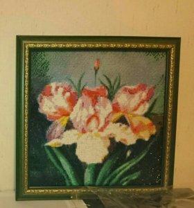 Картины алмазная вышивка