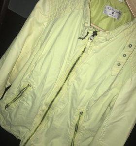Куртка натуральная кожа 48 рр
