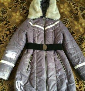 Куртка зима!