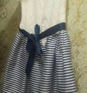 Платье для девочки, рост122-128