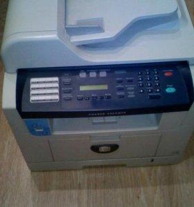 МФУ Xerox + новый картридж