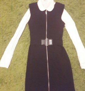 платье блузка