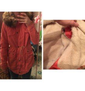 Куртка зимняя(42-44)