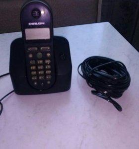 Телефон для стационарной связи переносной