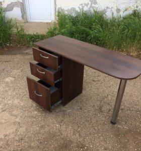 Тримо, маникюрный стол, зеркала, кресло парикмахер
