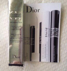 Dior сыворотка для ресниц