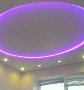 Красивый потолок для вашего дома