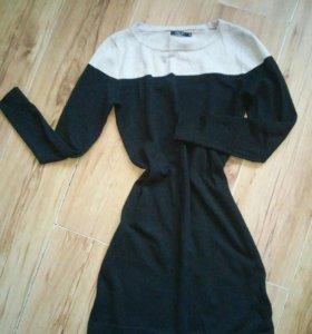 Теплое платье inciti