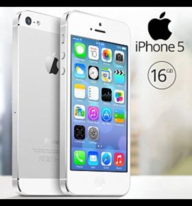 IPhone 5 32Gb White/Black