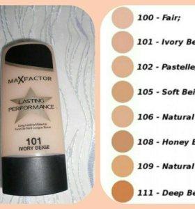 Тональный крем MaXfactor