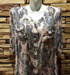 Новая блузка 50 р