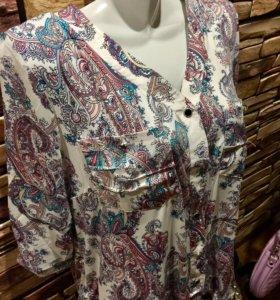 Новая блузка 48 р