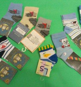 Детские носочки для мальчика,12-14