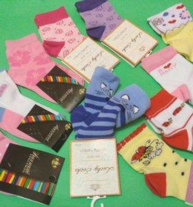 Детские носочки для девочки