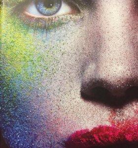Краски. История макияжа. Лиза Элдридж
