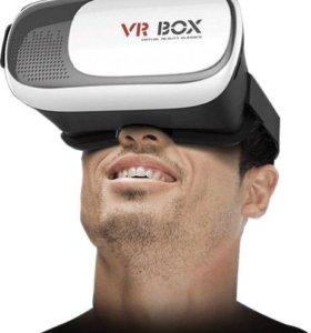 Очки виртуальной реальности VR BOX 2.0 (оригинал!)