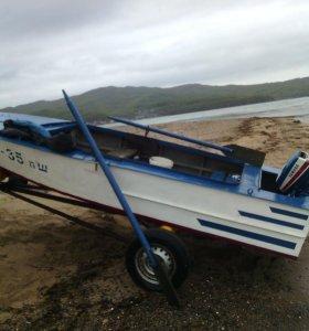 Лодка КАЗАНКА 4