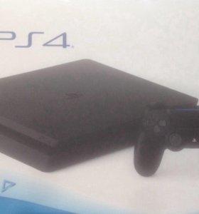 Новый PS 4 Slim 500 GB