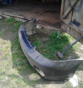Передней бампер от субару легаси