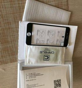 3D стекло на iPhone 6,6s и 7
