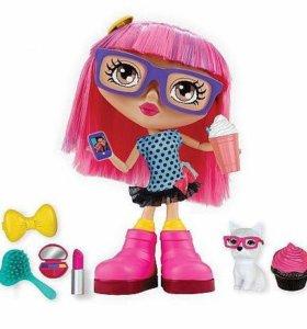 Интерактивная кукла Габби Розовая
