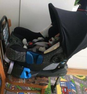 Автокресло Römer Baby Safe Plus SHR II с базой